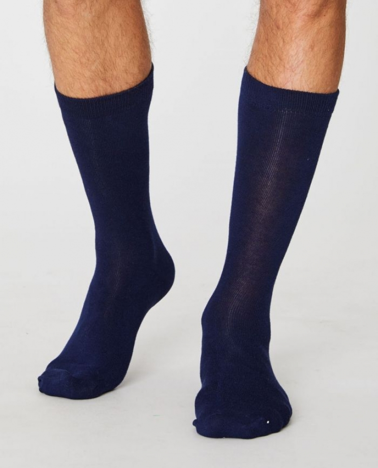 Jimmy socks SPM252NAVY