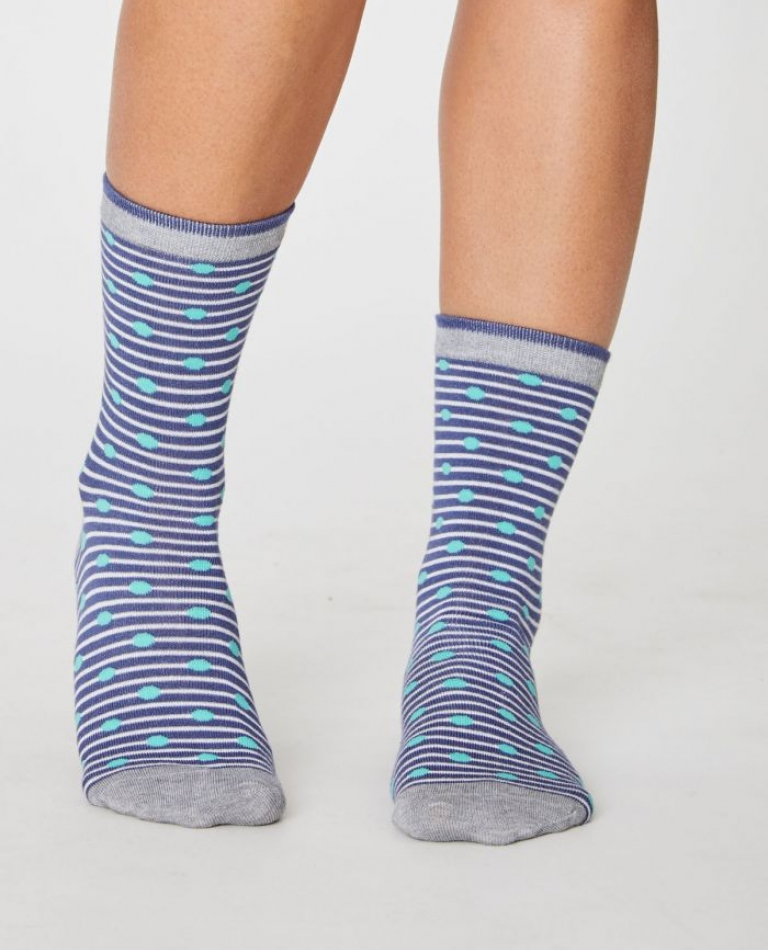Ballad Socks blueberry